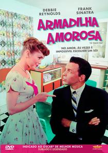 Armadilha Amorosa - Poster / Capa / Cartaz - Oficial 3
