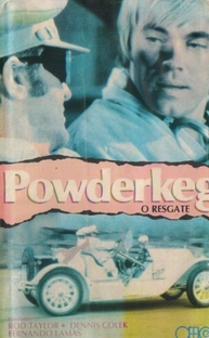 Powderkeg - O Resgate - Poster / Capa / Cartaz - Oficial 1