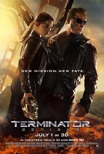 O Exterminador do Futuro: Gênesis - Poster / Capa / Cartaz - Oficial 6