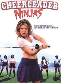 Cheerleader Ninjas - Poster / Capa / Cartaz - Oficial 1