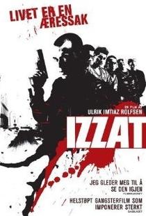 Izzat - filhos da violência - Poster / Capa / Cartaz - Oficial 1