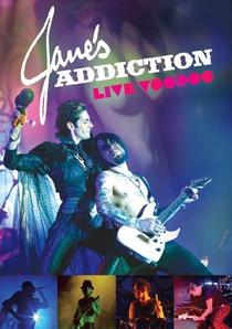 Jane's Addiction: Live Voodoo - Poster / Capa / Cartaz - Oficial 1