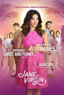 Jane the Virgin (1ª Temporada) - Poster / Capa / Cartaz - Oficial 4
