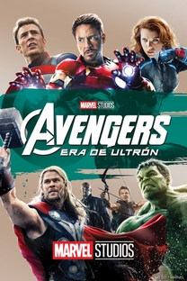 Vingadores: Era de Ultron - Poster / Capa / Cartaz - Oficial 36