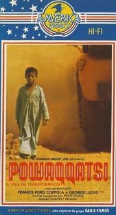Powaqqatsi - A Vida Em Transformação - Poster / Capa / Cartaz - Oficial 3