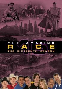 The Amazing Race (16ª Temporada) - Poster / Capa / Cartaz - Oficial 1