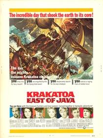 Krakatoa - O Inferno de Java - Poster / Capa / Cartaz - Oficial 1