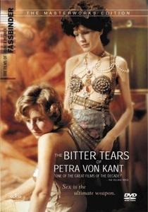 As Lágrimas Amargas de Petra von Kant  - Poster / Capa / Cartaz - Oficial 1