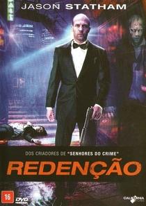Redenção - Poster / Capa / Cartaz - Oficial 8