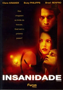 Insanidade - Poster / Capa / Cartaz - Oficial 1