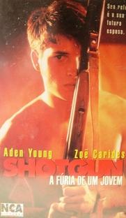 Shotgun - A Fúria de um Jovem - Poster / Capa / Cartaz - Oficial 2