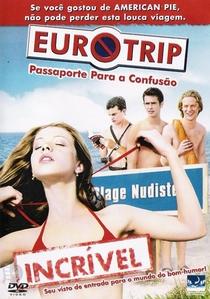 Eurotrip - Passaporte para a Confusão - Poster / Capa / Cartaz - Oficial 2