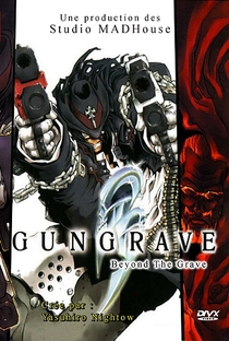 Gungrave - Poster / Capa / Cartaz - Oficial 24