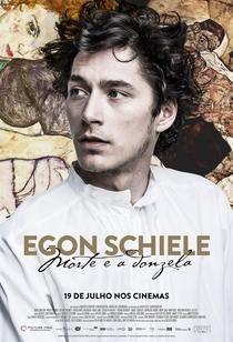 Egon Schiele: Morte e a Donzela - Poster / Capa / Cartaz - Oficial 2