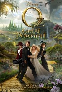 Oz: Mágico e Poderoso - Poster / Capa / Cartaz - Oficial 3