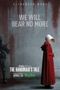 The Handmaid's Tale (1ª Temporada) - Poster / Capa / Cartaz - Oficial 2