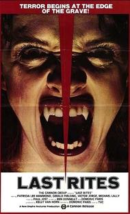Last Rites - Poster / Capa / Cartaz - Oficial 1
