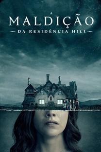 A Maldição da Residência Hill - Poster / Capa / Cartaz - Oficial 1