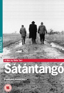 O Tango de Satã - Poster / Capa / Cartaz - Oficial 3