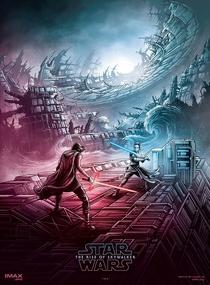 Star Wars: A Ascensão Skywalker - Poster / Capa / Cartaz - Oficial 6