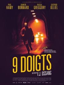 9 Dedos - Poster / Capa / Cartaz - Oficial 1