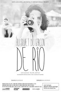 Sobre o Menino do Rio - Poster / Capa / Cartaz - Oficial 1