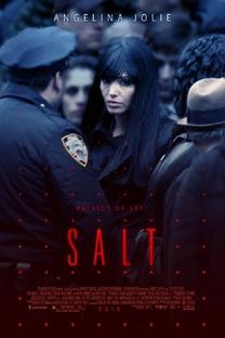 Salt - Poster / Capa / Cartaz - Oficial 6