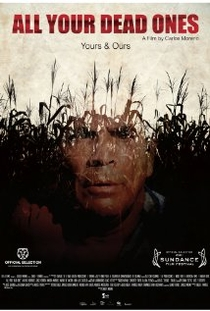 Todos os seus mortos - Poster / Capa / Cartaz - Oficial 2