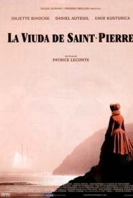 A Viúva de Saint-Pierre - Poster / Capa / Cartaz - Oficial 2
