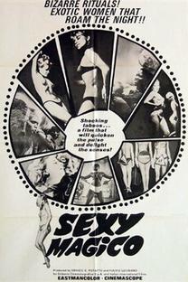 Sexi Magico - Poster / Capa / Cartaz - Oficial 1