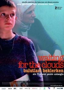 Esperando pelas nuvens - Poster / Capa / Cartaz - Oficial 1