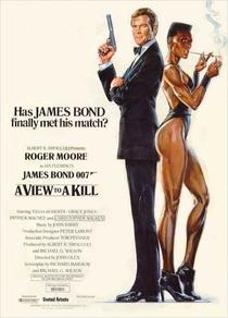 007 - Na Mira dos Assassinos - Poster / Capa / Cartaz - Oficial 3