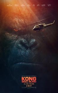 Kong: A Ilha da Caveira - Poster / Capa / Cartaz - Oficial 2