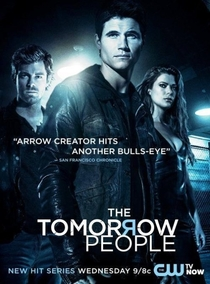 The Tomorrow People (1ª Temporada) - Poster / Capa / Cartaz - Oficial 3