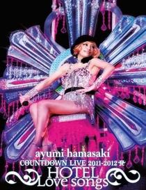 Hamasaki Ayumi Countdown Live 2011-2012 A: Hotel Love Songs - Poster / Capa / Cartaz - Oficial 1
