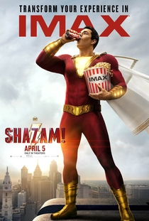 Shazam! - Poster / Capa / Cartaz - Oficial 6
