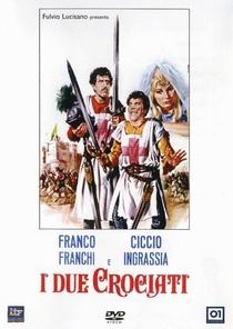 Os dois Crusados - Poster / Capa / Cartaz - Oficial 1