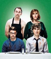 Friday Night Dinner (2ª Temporada) - Poster / Capa / Cartaz - Oficial 2