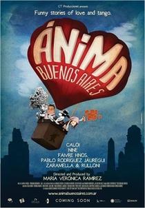 Anima Buenos Aires - Poster / Capa / Cartaz - Oficial 1