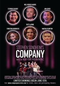 Sondheim's Company - Poster / Capa / Cartaz - Oficial 1