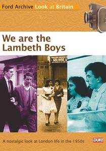 We Are The Lambeth Boys - Poster / Capa / Cartaz - Oficial 1