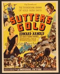 O Czar do Ouro - Poster / Capa / Cartaz - Oficial 1