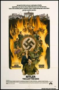 Hitler - Os Últimos 10 Dias - Poster / Capa / Cartaz - Oficial 2