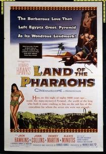 Terra dos Faraós - Poster / Capa / Cartaz - Oficial 4