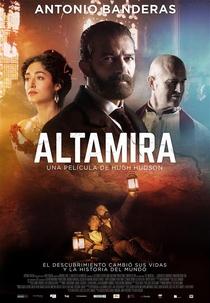 Altamira - Poster / Capa / Cartaz - Oficial 3