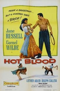 Sangue Ardente - Poster / Capa / Cartaz - Oficial 1