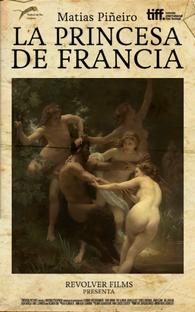 A Princesa da França - Poster / Capa / Cartaz - Oficial 1