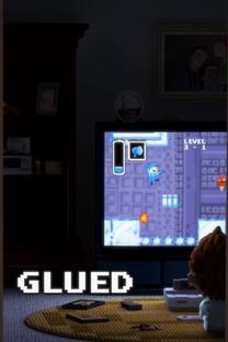 Glued - Poster / Capa / Cartaz - Oficial 1