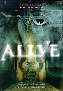 Alive - Poster / Capa / Cartaz - Oficial 1