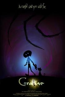 Coraline e o Mundo Secreto - Poster / Capa / Cartaz - Oficial 9